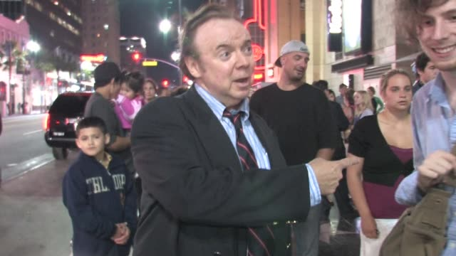 Bud Cort in Hollywood at the Celebrity Sightings in Los Angeles at Los Angeles CA