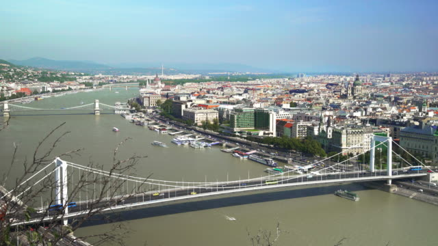 Budapest And Its Danube Bridges