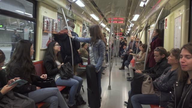 Budapest Metro Underground