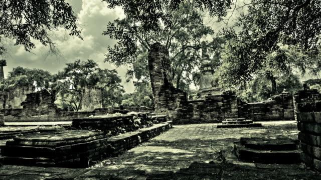 Buddha, temple in Thailand