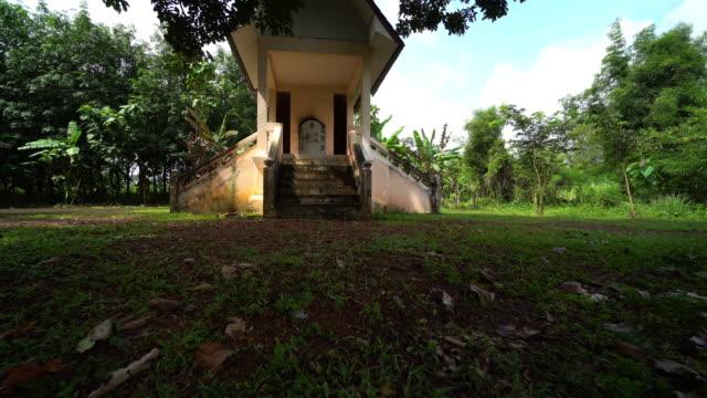 buddhist crematorium - funeral stock videos & royalty-free footage