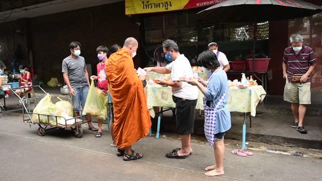 THA: COVID-19 Pandemic in Bangkok