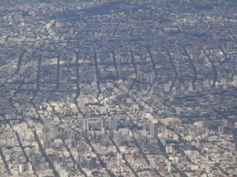 aerial, buenos aires, argentina - buenos aires province stock videos & royalty-free footage