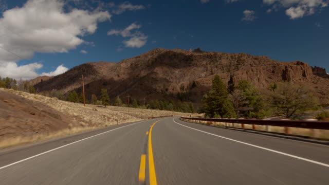 Buffalo Bill Highway Drivelapse