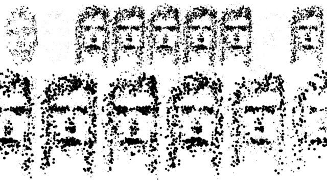 PORTRAIT OF NOAH AND MIA: bug, multiple  (LOOP)