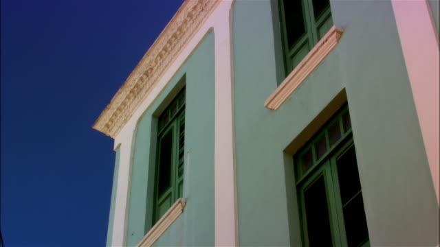 LA, MS, PAN, Building exterior, Puerto Rico