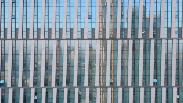 building facade reflection - wall building feature stock videos & royalty-free footage