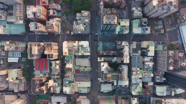 building in kaohsiung city, taiwan. - taiwan video stock e b–roll