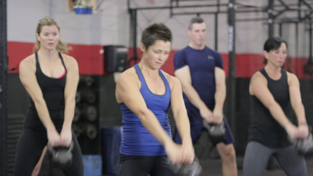 building muscle tone - fatcamera stock videos and b-roll footage