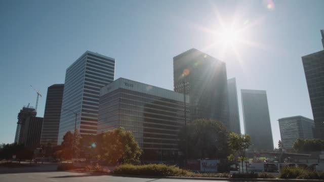 Buildings in Santa Monica