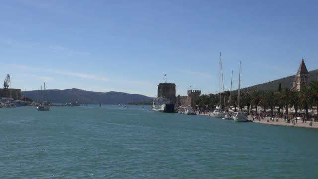 Built around the 15th century the fortress hosts concerts during the Trogir Summer Festival