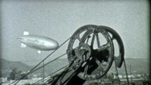 vidéos et rushes de construction fairfax disctrict 1939 - d'archive