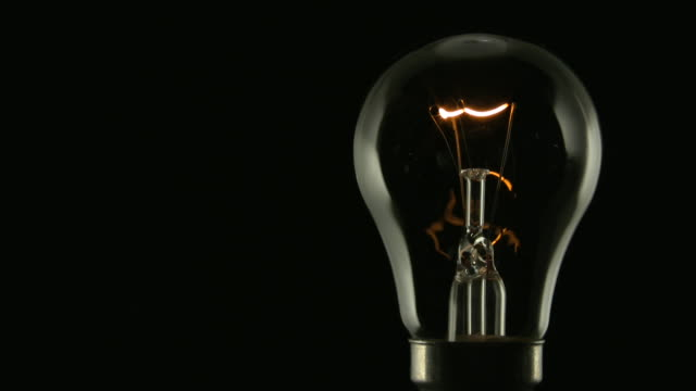 bulb series - filament stock videos & royalty-free footage