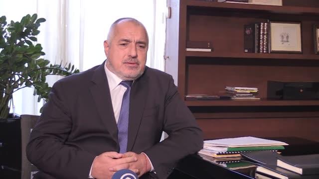 Bulgarian Prime Minister Boyko Borisov said on January 06 2018 his country is grateful for Ankara's fight against illegal migration Borisov will...