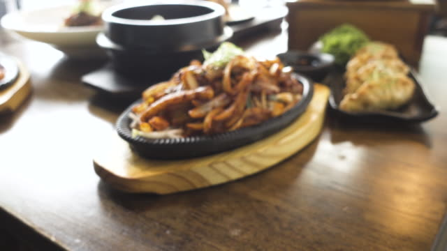 Bulgogi, Traditional Korean Food
