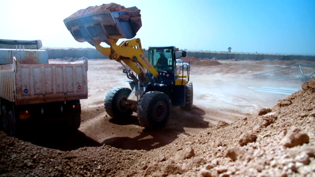bulldozer construction - construction vehicle stock videos and b-roll footage