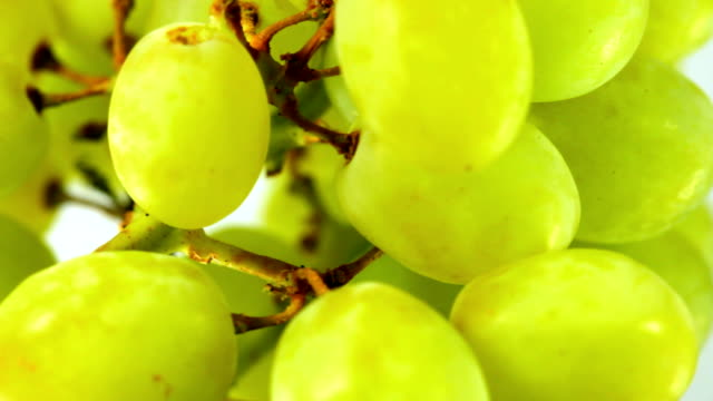 bunch of grapes turning - loop. hd - grape stock videos & royalty-free footage