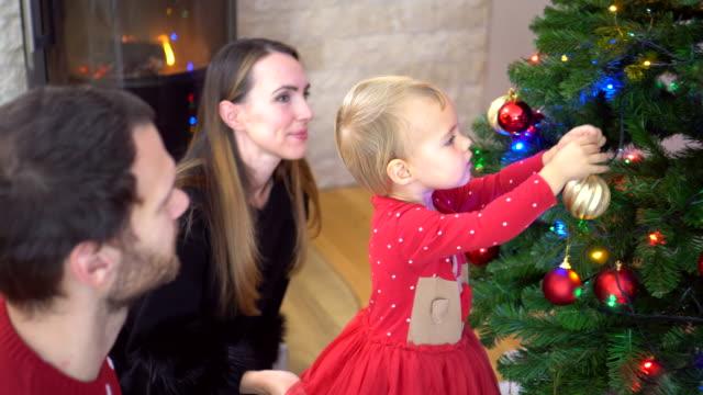 bunting christmas's tree - distillery still stock videos & royalty-free footage
