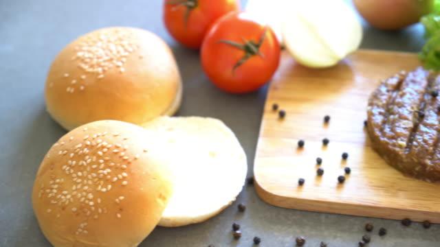 burger ingredient