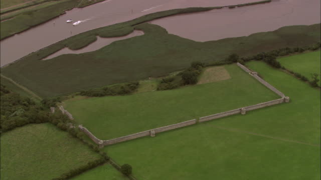 burgh roman fort - roman stock videos and b-roll footage