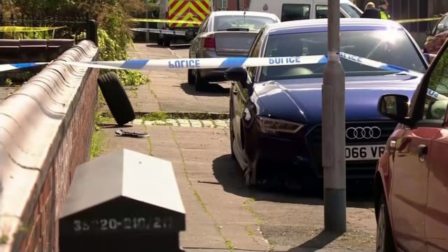 Burglar found guilty of murdering former Royal Naval officer DATE Audi sports car outside home of Mike Samwell with police tape around
