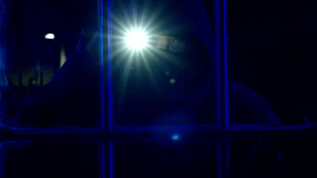 burglar in window - burglar stock videos & royalty-free footage