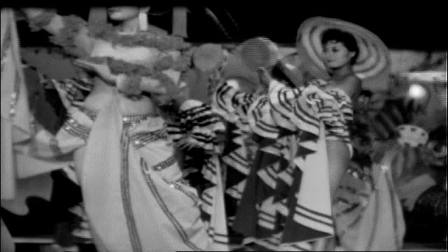 burlesque show, 1960 - burlesque stock videos & royalty-free footage