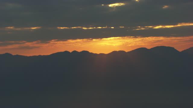 burma-myanmar : sunset - myanmar stock videos & royalty-free footage