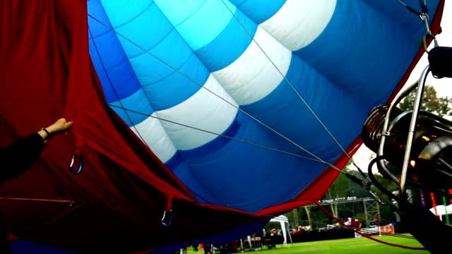 熱気球のバーナー - ストーブ点の映像素材/bロール
