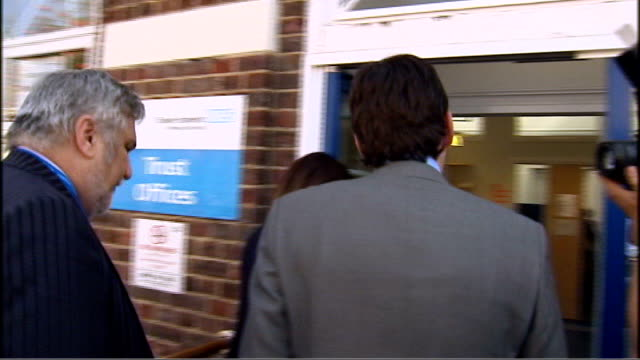 ext burnham along as visiting tamiflu collection point burnham washing hands with hand sanitizer burnham speaking to nhs employees packets of tamiflu - hand sanitizer stock videos and b-roll footage