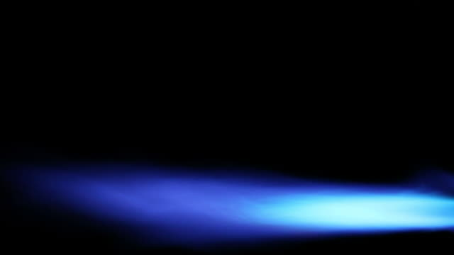 burning blue flame - flame stock videos & royalty-free footage
