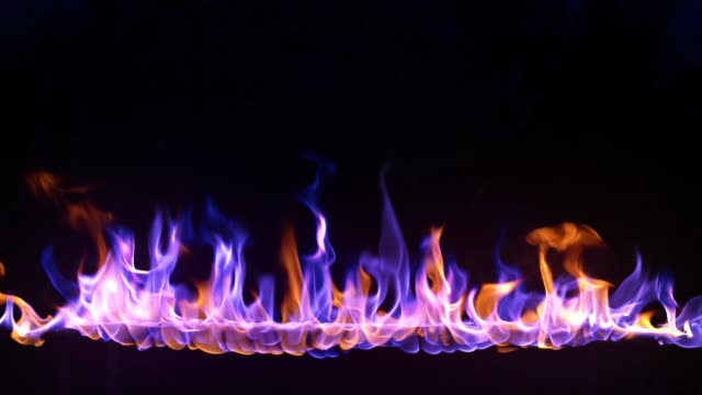 burning fire flame in slow motion - flammable stock videos & royalty-free footage