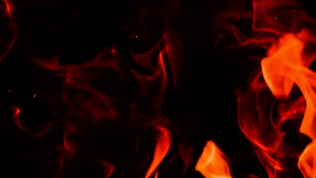 4K: Burning Flame