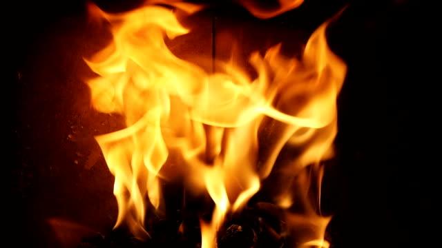 HD Burning Flames