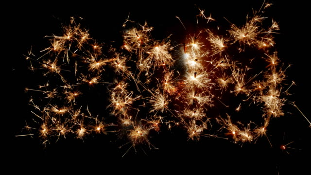 burning sparklers 2019 - 2019 stock videos and b-roll footage