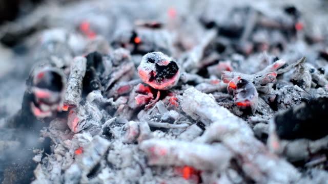 Burning to ashes
