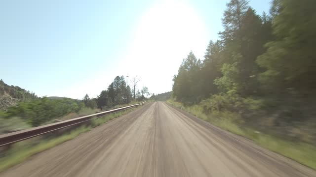 burns 4 synced series rear summer driving - number 4 stock videos & royalty-free footage