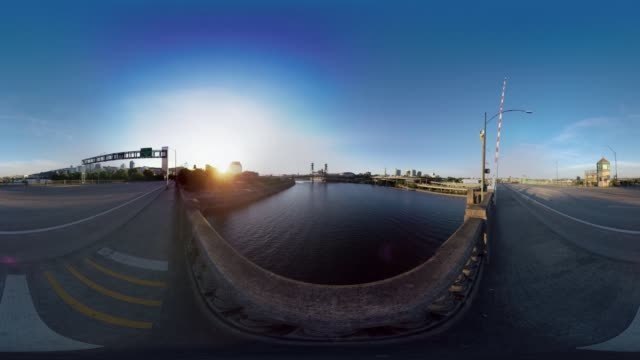 Burnside Bridge Timelapse