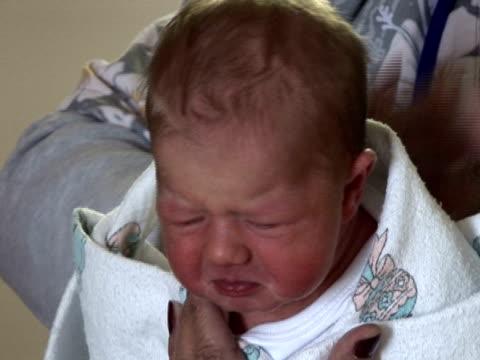Rülpsen für Neugeborene