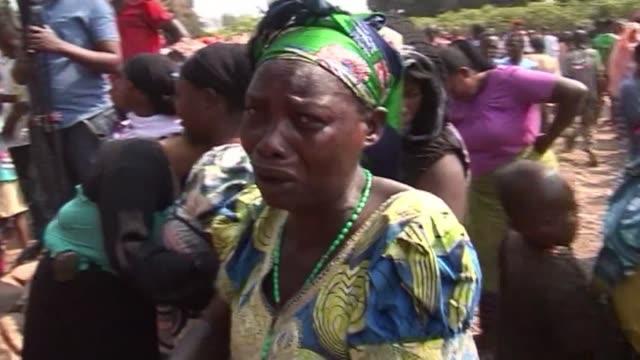 vídeos y material grabado en eventos de stock de burundi esperaba entre lagrimas este jueves los resultados de unas elecciones presidenciales que previsiblemente daran un tercer y controvertido... - jueves