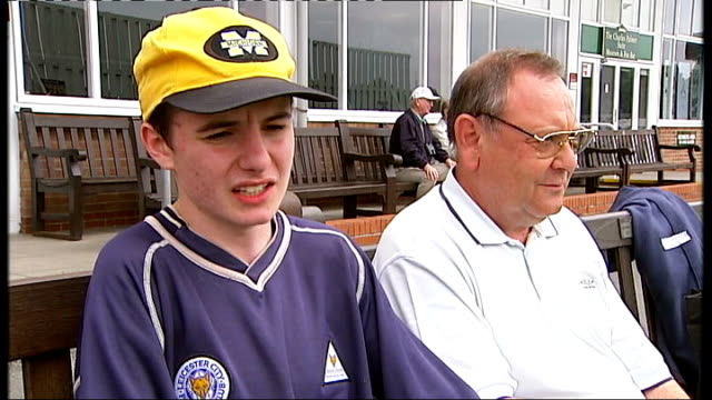 Bus driver wins reality show prize to play professional cricket in England Vox pops Leicestershire Cricket club supporters