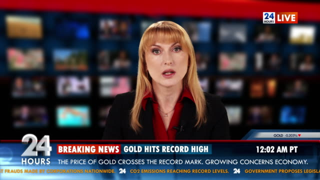 HD: Business Anchor Brings Gold Market Report