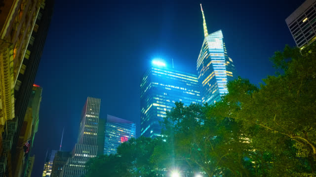 business building on midtown manhattan - level stock videos and b-roll footage