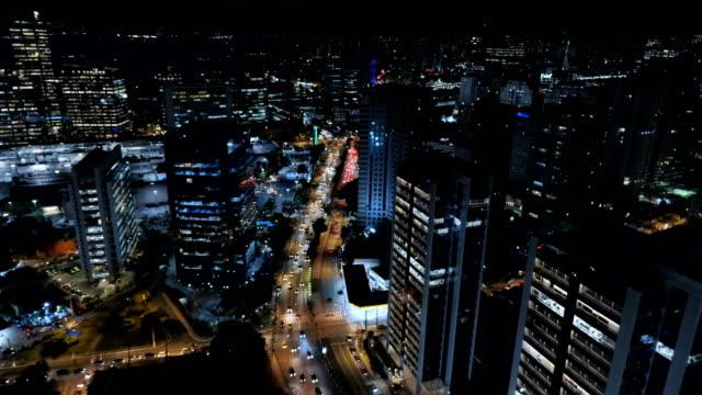 Business Buildings in São Paulo, South zone