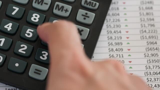 Business-Rechner und Bilanzen