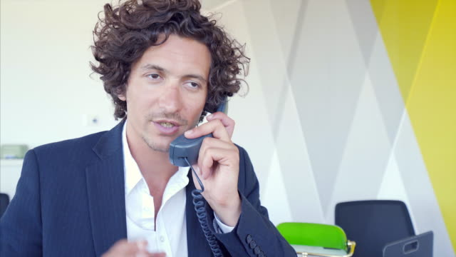 business call. - marketing stock videos & royalty-free footage