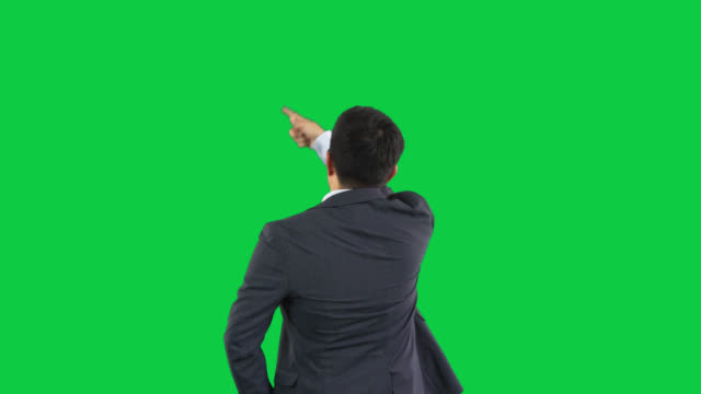 business concept on green screen ,4k footage with alpha chanel.codeck-png+alpha. - solutions stock videos & royalty-free footage