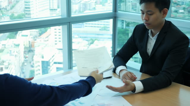 Business Deal with Handshake