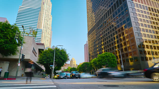 Business downtown Los ANgeles