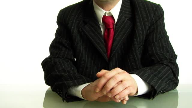 vídeos de stock, filmes e b-roll de análise de negócios. - gravata